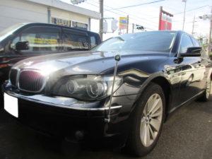 外車 BMW 7シリーズ 750I