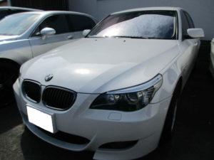 外車 BMW 5シリーズ 525I
