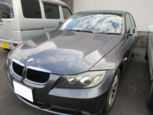 外車 BMW 3シリーズ