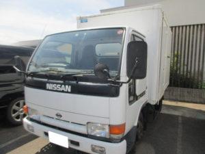 トラック ニッサン アトラス 保冷車