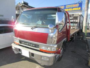 トラック 三菱 キャンター 積載車